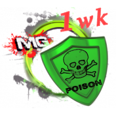 Poison Shield (1 Week)